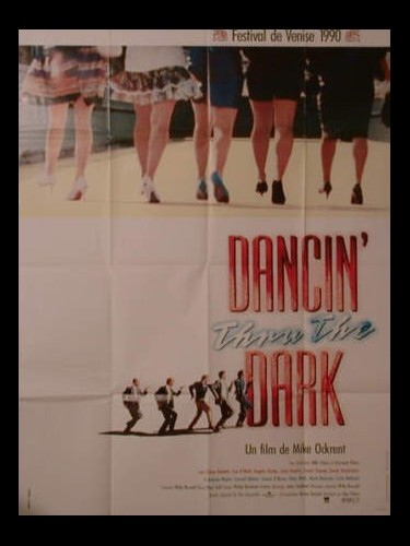 Affiche du film DANCIN'THRU THE DARK