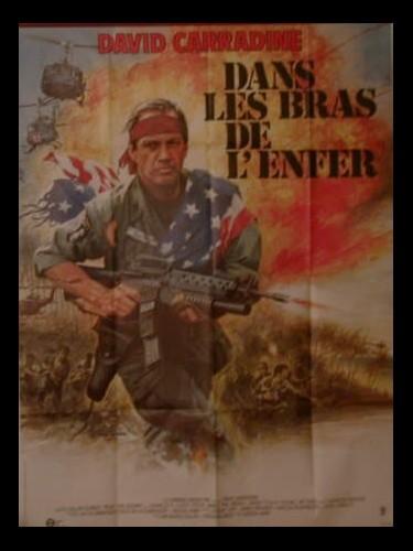 Affiche du film DANS LES BRAS DE L'ENFER - BEHIND ENEMY LINES