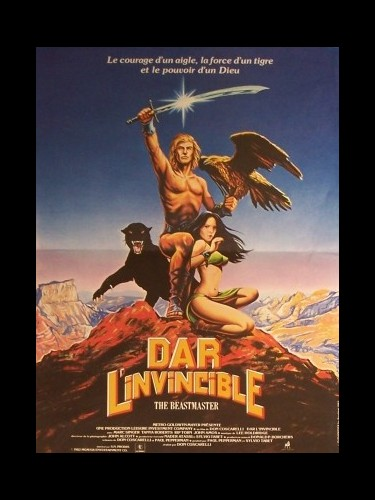 DAR L'INVINCIBLE - THE BEASTMASTER