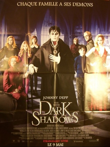 Affiche du film DARK SHADOW