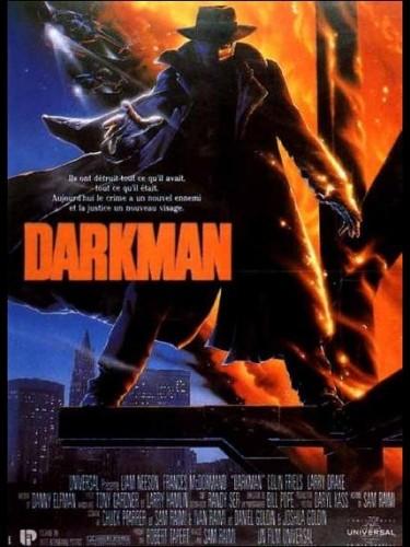 Affiche du film DARKMAN