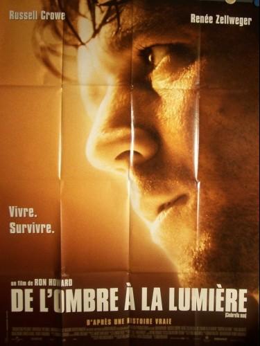 Affiche du film DE L'OMBRE A LA LUMIERE - CINDERELLA MAN