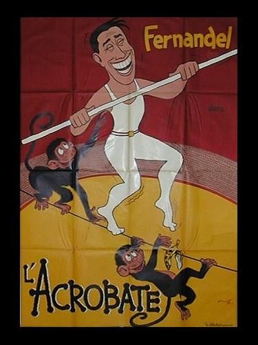 Affiche du film ACROBATE(L')