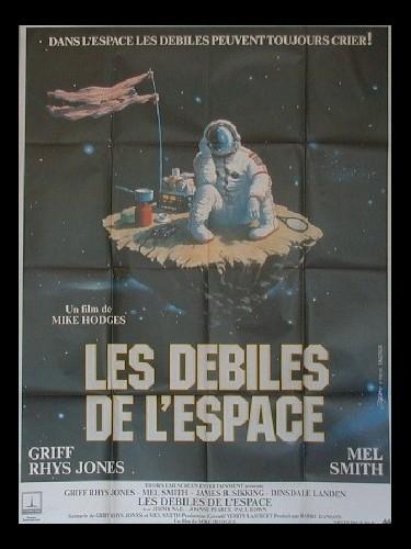 Affiche du film DEBILES DE L'ESPACE (LES) - MORONS FROM OUTER SPACE
