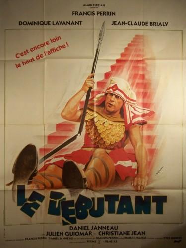 Affiche du film DEBUTANT (LE)