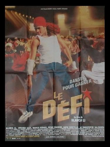 Affiche du film DEFI (LE)
