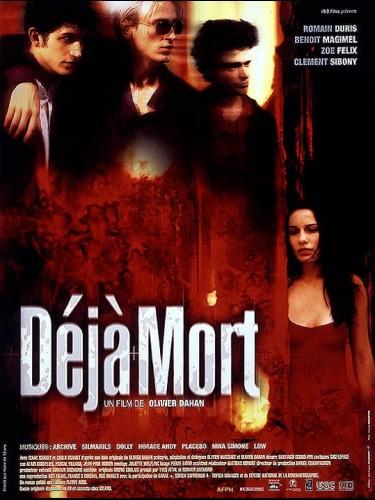 Affiche du film DEJA MORT