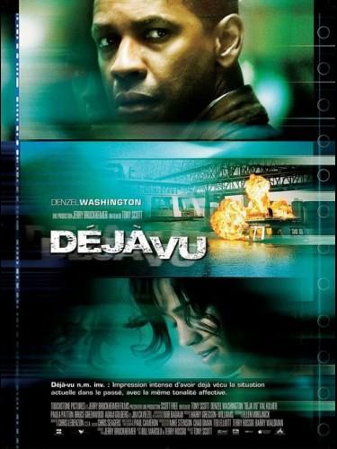 Affiche du film DEJA VU