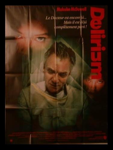 Affiche du film DELIRIUM - DISTURBED