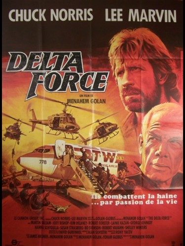 Affiche du film DELTA FORCE - THE DELTA FORCE