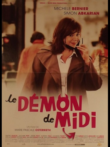 Affiche du film DEMON DE MIDI (LE) - THIS HAPPY FEELING