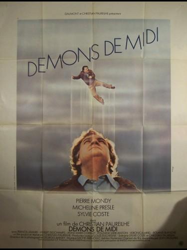Affiche du film DEMONS DE MIDI