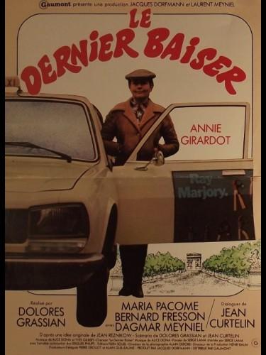 Affiche du film DERNIER BAISER (LE)