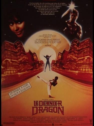 Affiche du film DERNIER DRAGON (LE)