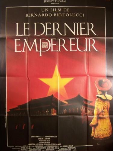 Affiche du film DERNIER EMPEREUR (LE) - THE LAST EMPEROR