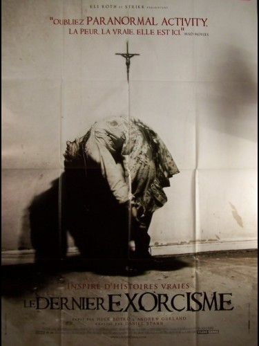 Affiche du film DERNIER EXORCISME (LE) - THE LAST EXORCISM
