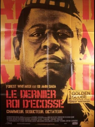 Affiche du film DERNIER ROI D'ECOSSE (LE)
