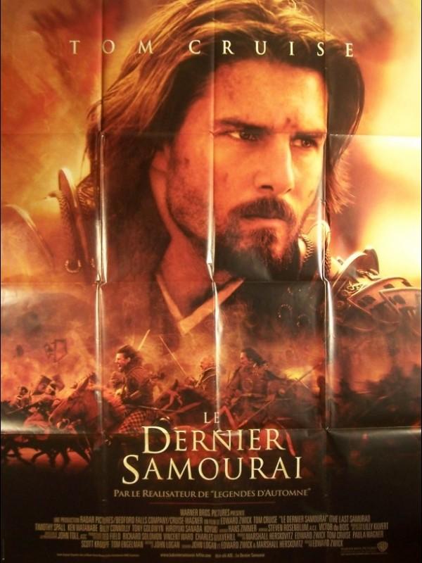 Affiche du film DERNIER SAMOURAI (LE)
