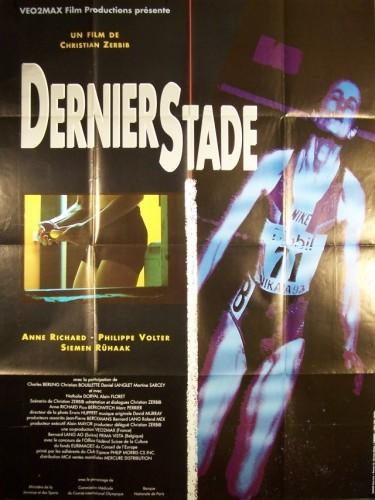 Affiche du film DERNIER STADE