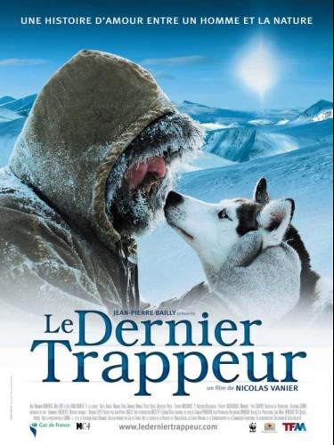 Affiche du film DERNIER TRAPPEUR (LE)