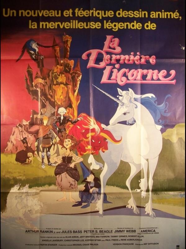 Affiche du film DERNIERE LICORNE (LA)