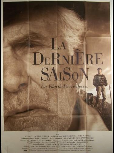 Affiche du film DERNIERE SAISON (LA)