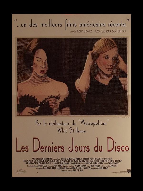 Affiche du film DERNIERS JOURS DU DISCO (LES) - THE LAST DAYS OF DISCO