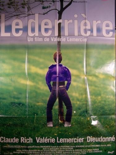 Affiche du film DERRIERE (LE)