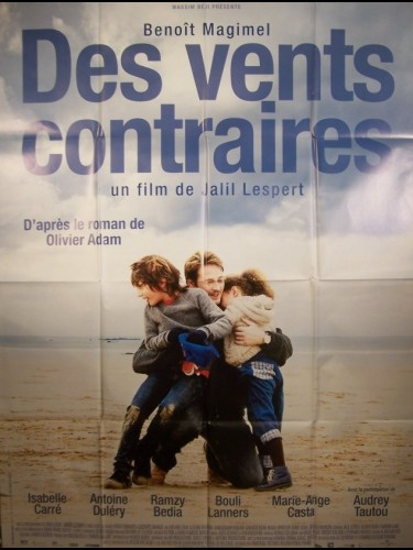 Affiche du film DES VENTS CONTRAIRES
