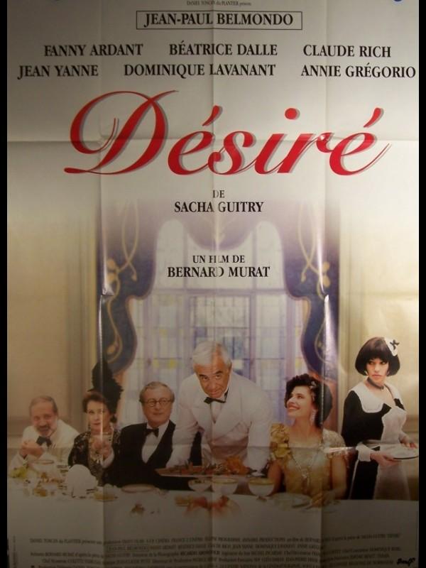 Affiche du film DESIRE