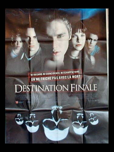 Affiche du film DESTINATION FINALE - FINAL DESTINATION