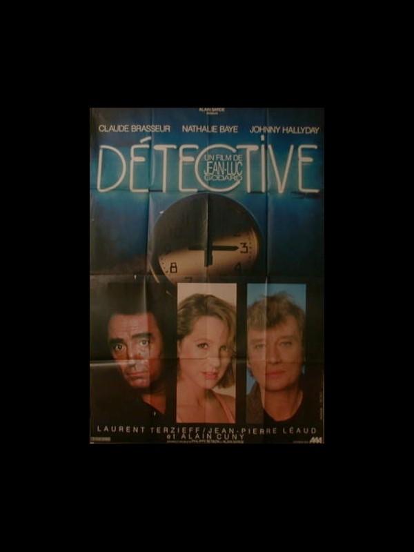 Affiche du film DETECTIVE