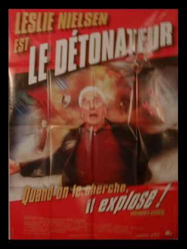 Affiche du film DETONATEUR (LE) - WRONGFULLY ACCUSED