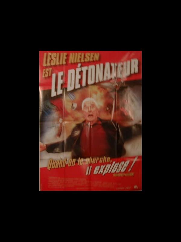 Affiche du film DETONATEUR (LE) - WRONGFULLY ACCUSED