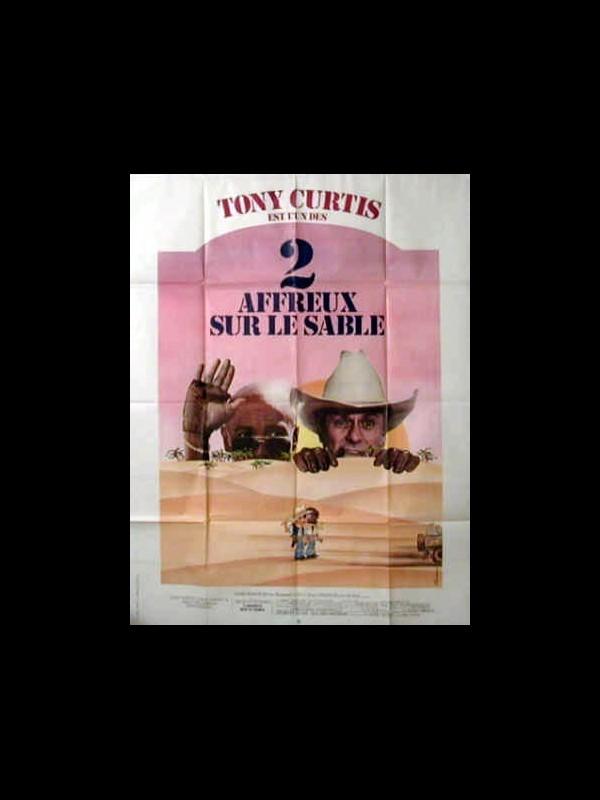 Affiche du film DEUX AFFREUX SUR LE SABLE - IT RAINED ALL NIGHT THE DAY I LEFT