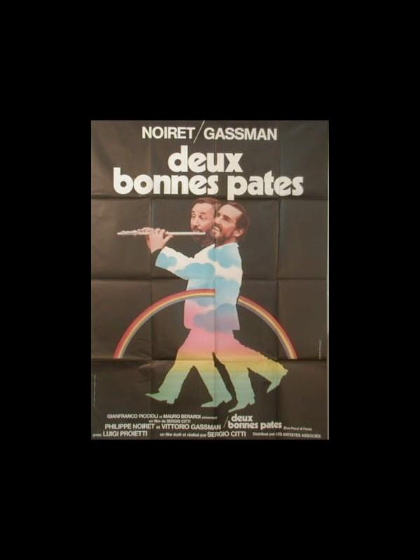Affiche du film DEUX BONNES PATES