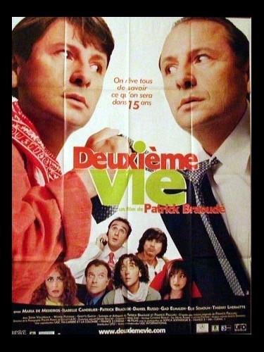 Affiche du film DEUXIEME VIE