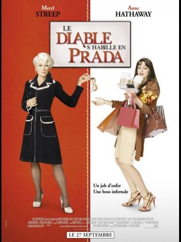 Affiche du film DIABLE S'HABILLE EN PRADA (LE)