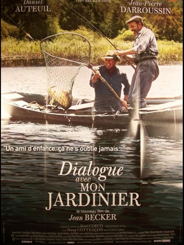 Affiche du film DIALOGUE AVEC MON JARDINIER