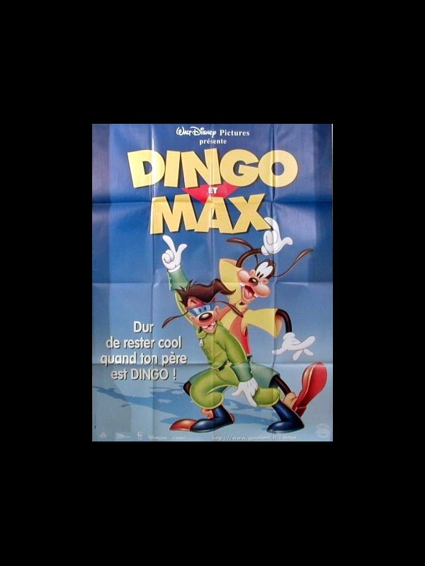 Affiche du film DINGO ET MAX