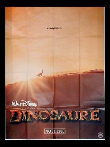 Affiche du film DINOSAURES