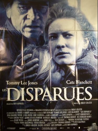 Affiche du film DISPARUES (LES) - THE MISSING