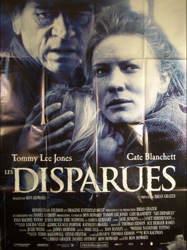 Affiche du film DISPARUES (LES) - THE MISSING