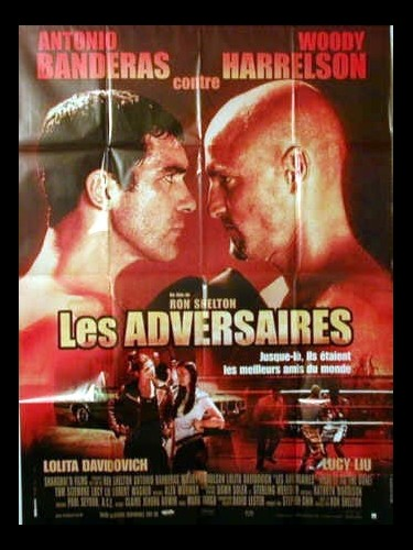 Affiche du film ADVERSAIRES (LES) - PLAY IT TO THE BONE