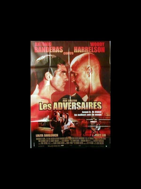 Affiche du film ADVERSAIRES (LES) - PLAY IT TO THE BONE