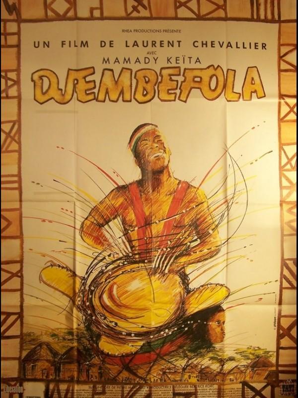 Affiche du film DJEMBEFOLA