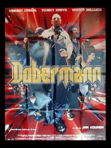 Affiche du film DOBERMANN