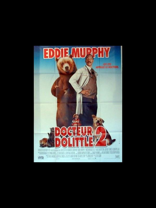 Affiche du film DOCTEUR DOLITTLE 2