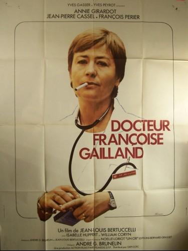 Affiche du film DOCTEUR FRANCOISE GAILLAND
