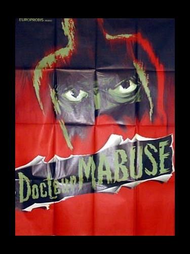 Affiche du film DOCTEUR MABUSE - DOCTEUR MABUSE DER SPIELER